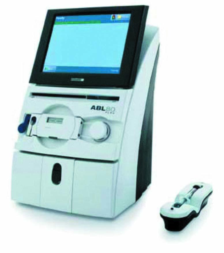 анализатор газов крови abl 800